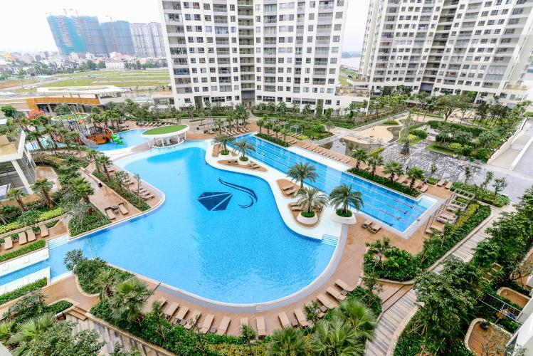 2 bedrooms Diamond Island apartment for rent in District 2