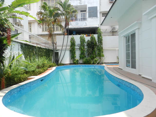 Modern style villa in quiet compound, Binh An, District 2, Saigon - Hochiminh city - HCMC