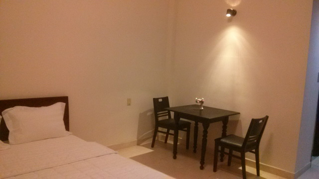 Apartment for rent in Truong Quyen Street, District 3, HCMC