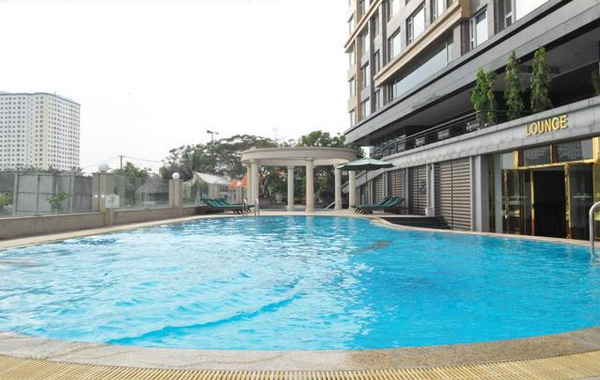 Cantavil Hoan Cau apartment for rent in Binh Thanh District, HCMC