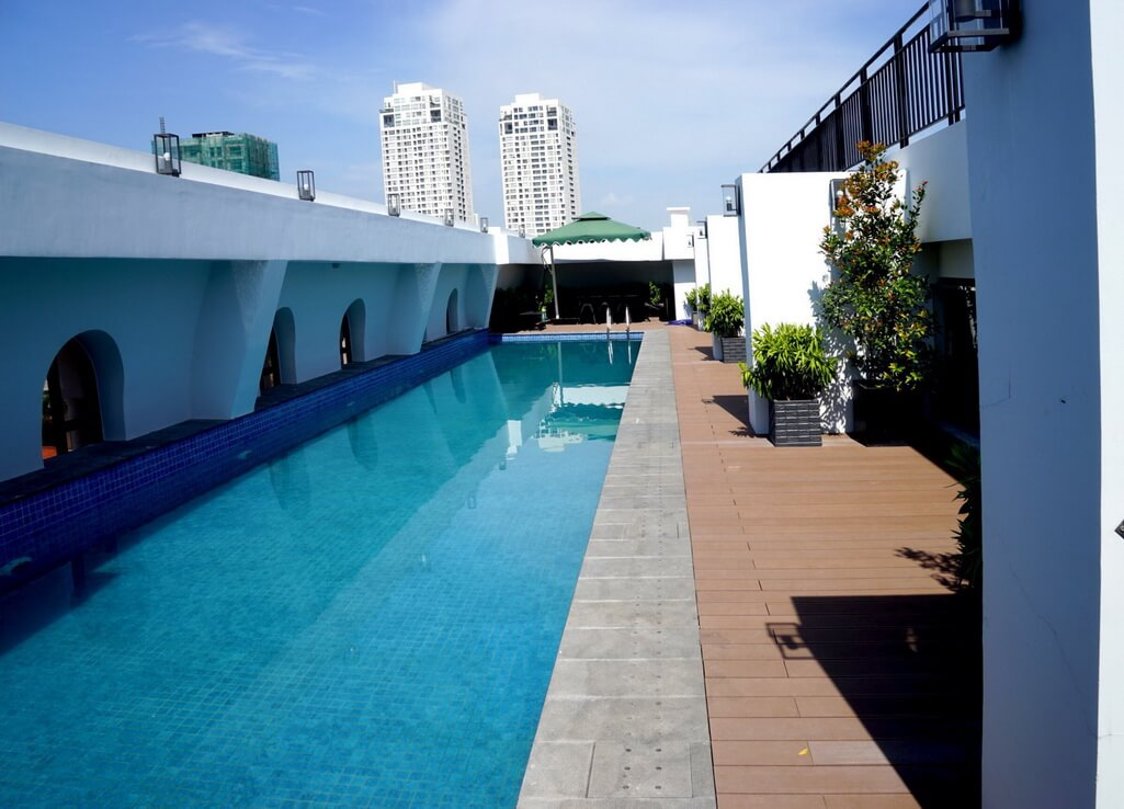 Cool 1 bedroom serviced apartment for rent in District 2, Thao Dien ward