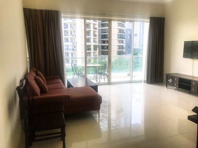 Estella apartment for rent in An Phu ward, District 2, HCMC- 2bedrooms