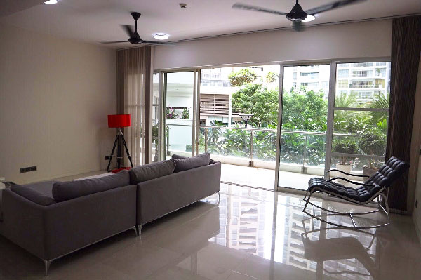 Estella apartment for rent in An Phu ward, District 2, HCMC- 3 bedrooms