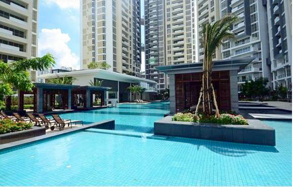 Estella apartment for rent in An Phu ward, District 2, HCMC