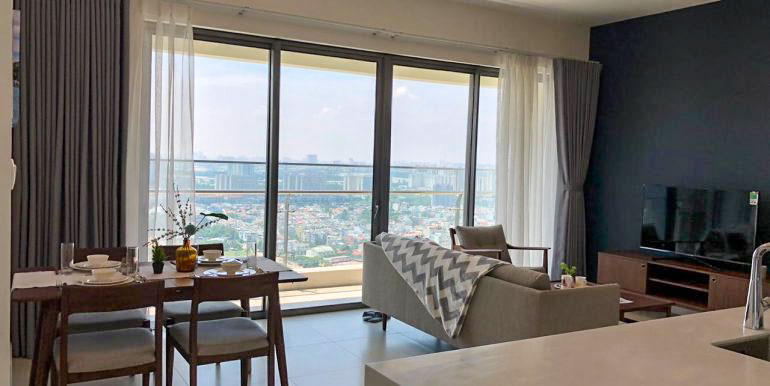 Gateway Thao Dien Apartment for rent in District 2, HCMC - 2bedrooms
