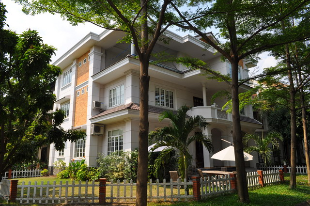 House/ Villa for rent in Lan Anh compound, An Phu, Thao Dien, District 2, HCMC