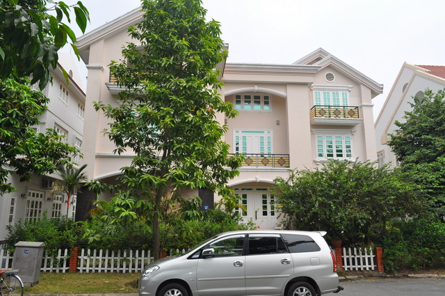 House / Villa  for rent in Lan Anh compound, An Phu, Thao Dien, District 2, HCMC