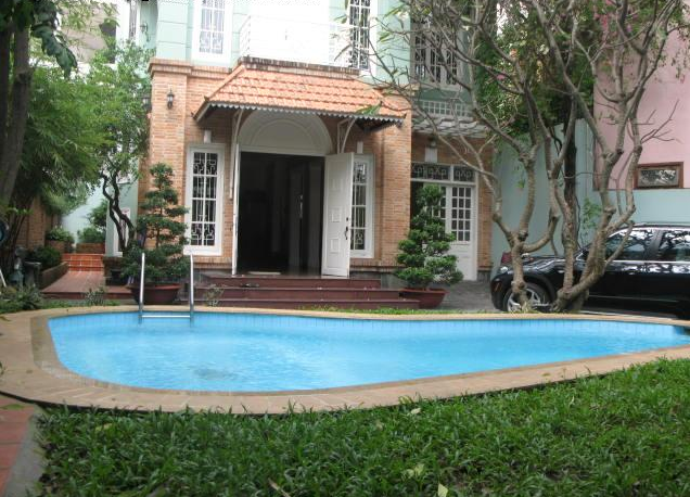 House for rent in District 3 - Ho Chi Minh City