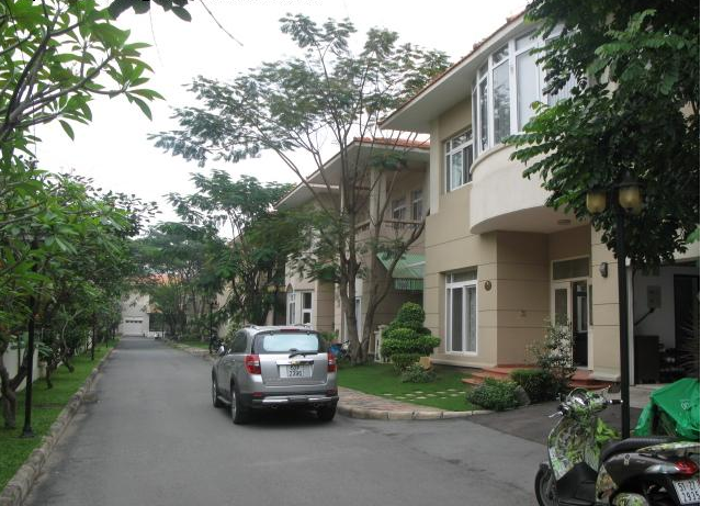 House For Rent In District 7 Ho Chi Minh City