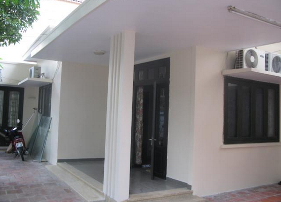 House for rent in Saigon, District 3, HCMC