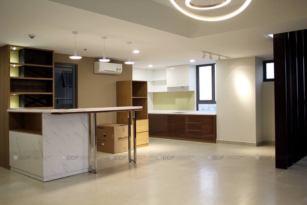 Masteri Apartment 4 bedrooms for rent in Thao Dien, District 2