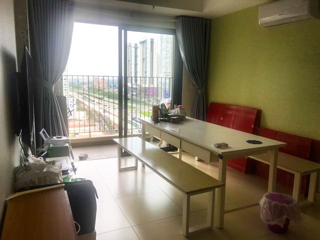 Masteri Apartment for rent in Thao Dien, District 2, HCMC-2 bedrooms