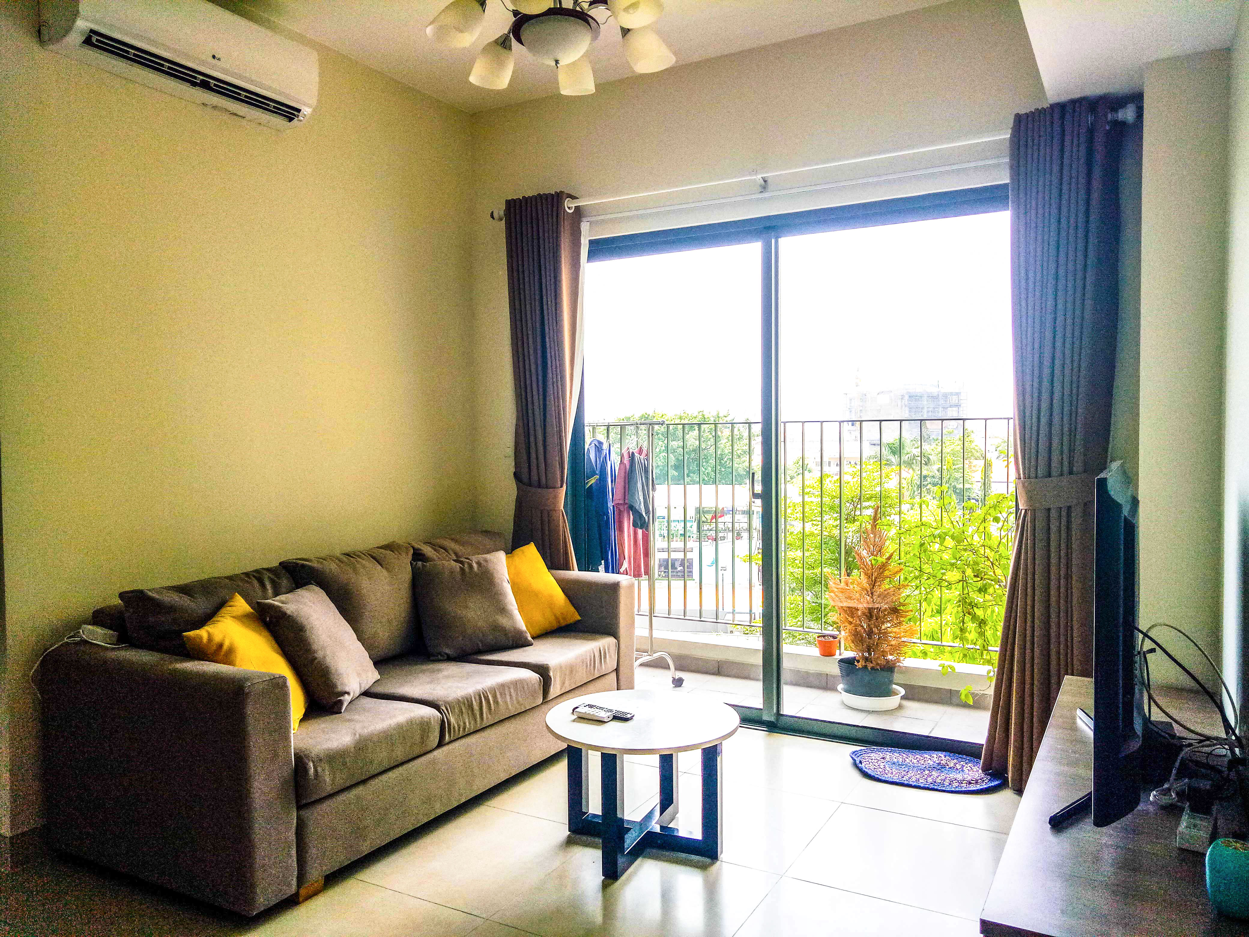 Masteri Apartment for rent in Thao Dien, District 2, HCMC