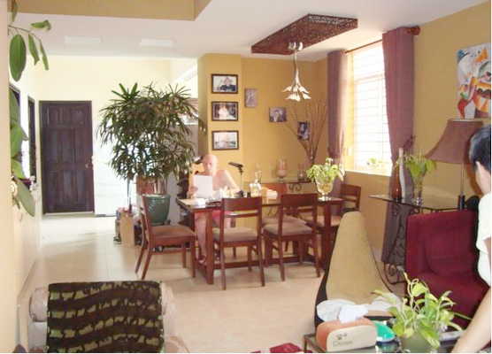 Nguyen Ngoc Phuong apartment for rent in Binh Thanh District, HCMC
