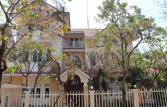Nice villa for rent in District 2, Thao Dien Ward, HCMC - 5 bedrooms