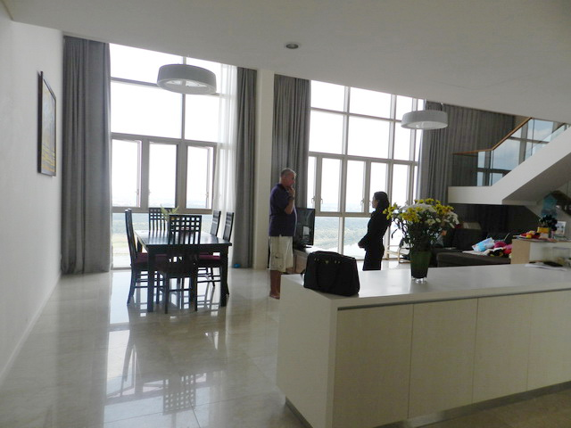 Penthouse for rent at The Vista, An Phu Ward, District 2, HCMC