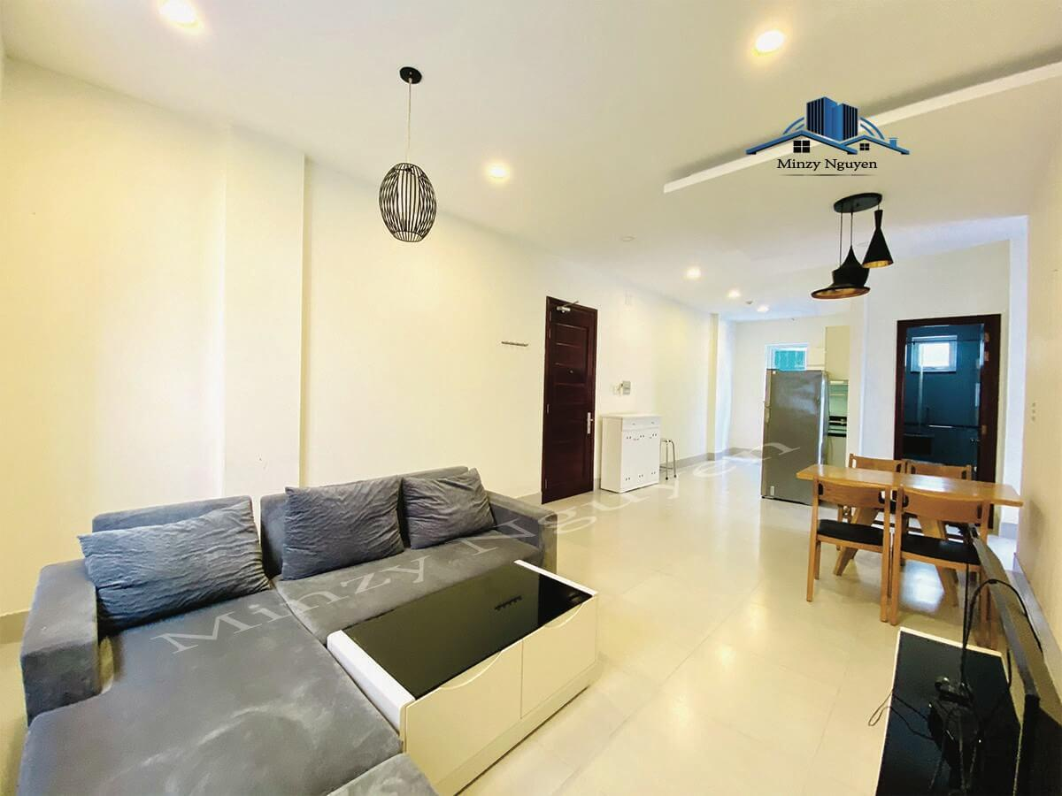 Pet Friendly 2 Bedrooms Serviced Apartment For Rent in Thao Dien, District 2