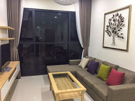 The Ascent apartment for rent in Thao Dien, District 2