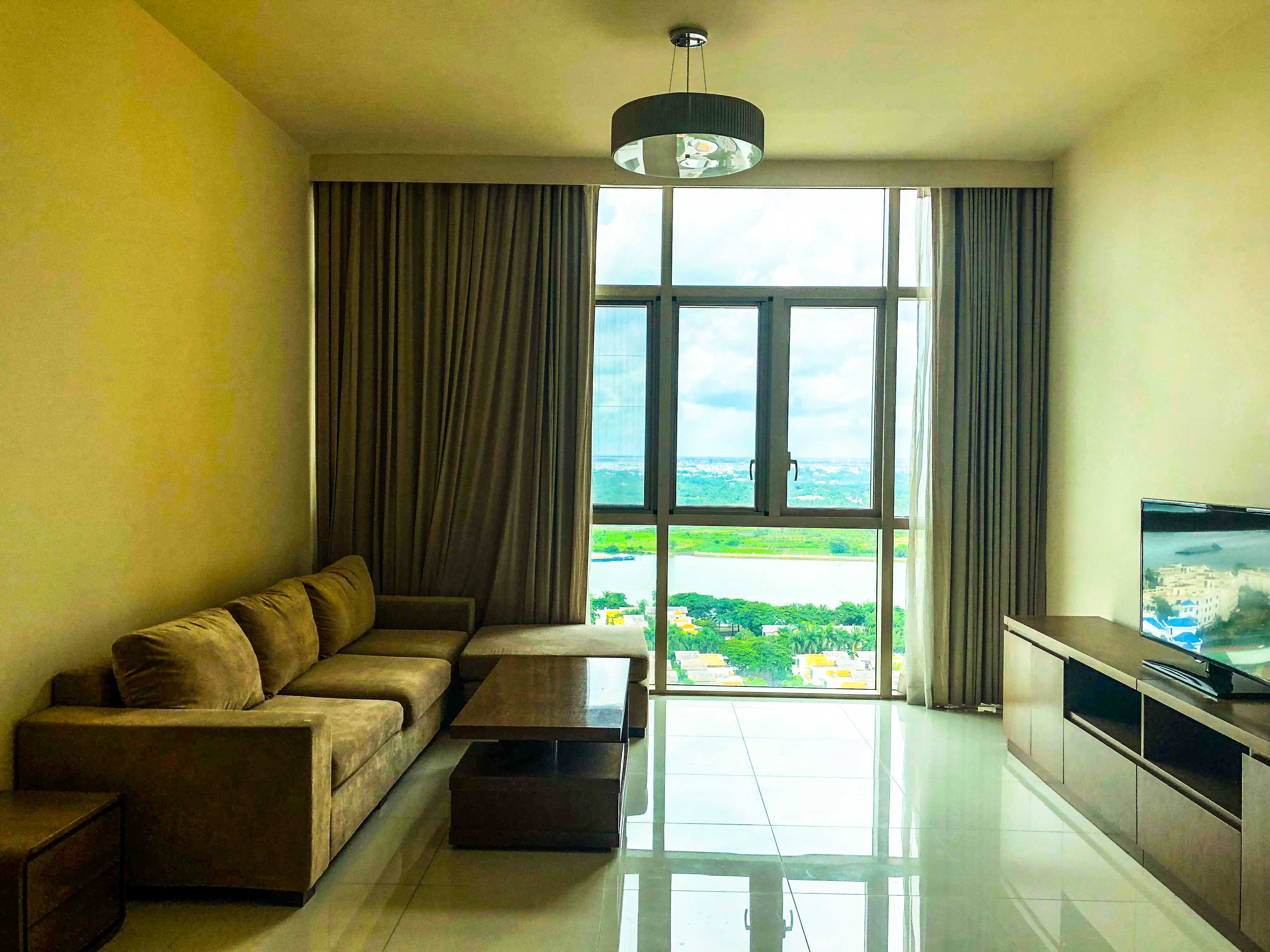 The Vista apartment for rent in An Phu Ward, District 2, Ho Chi Minh City - 3 bedrooms