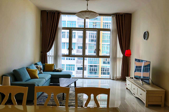 The Vista Apartment for rent in An Phu Ward, District 2