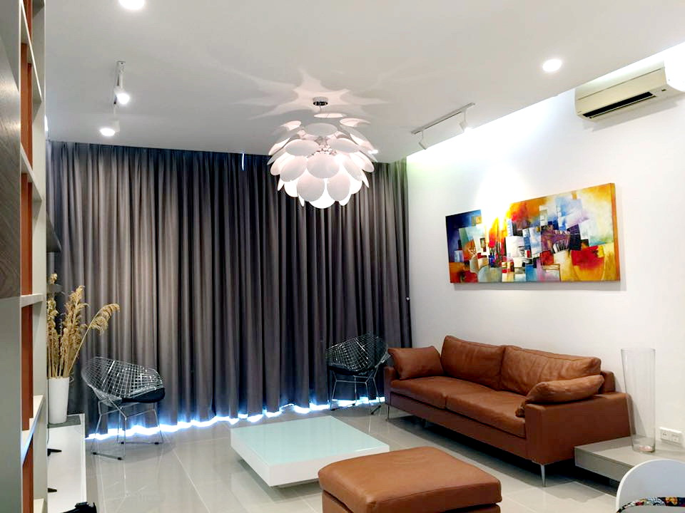The Vista apartment for rent in District 2, An Phu ward, HCMC