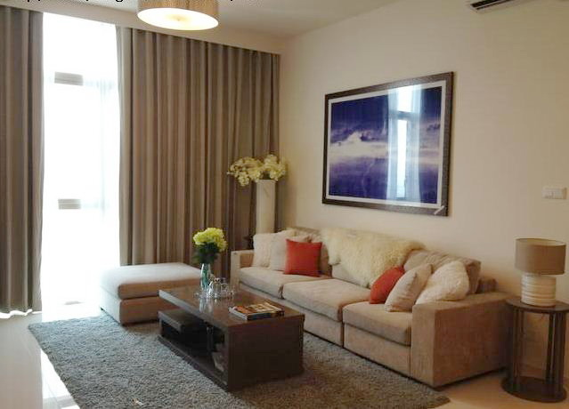 The Vista apartment for rent in District 2, Ho Chi Minh City