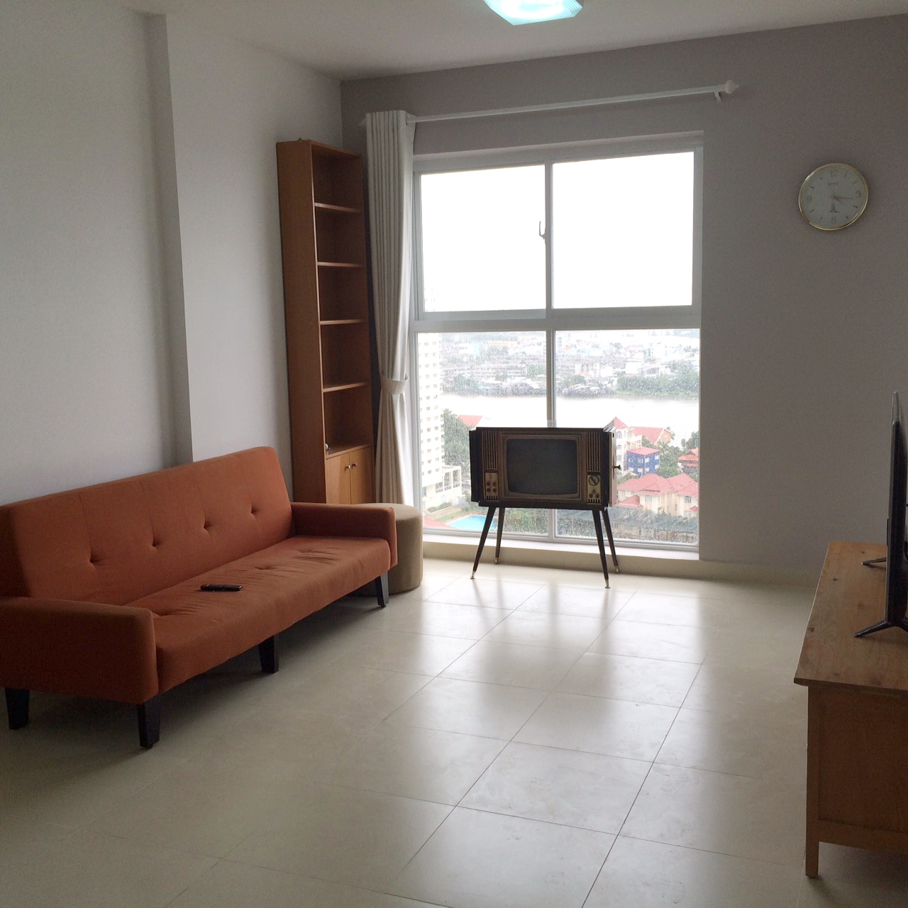 Apartments For Rent By School District: Thu Thiem Sky Apartment For Rent In Thao Dien, District 2