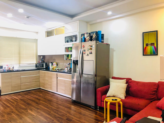 Very nice 2 bedrooms serviced apartment for rent in District 2, Ho Chi Minh city