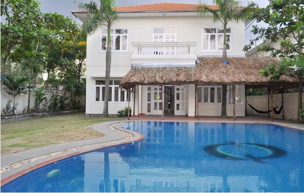 House / Villa for rent in An Phu (Thao Dien), District 2, Saigon - Hochiminh City - HCMC